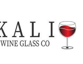 #49 para Kalio wine glass co por jewelbhuiyan590