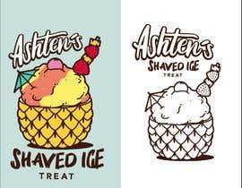 #205 para Create a Fun Logo Design for a Shaved Ice Treat Business de EdgarxTrejo
