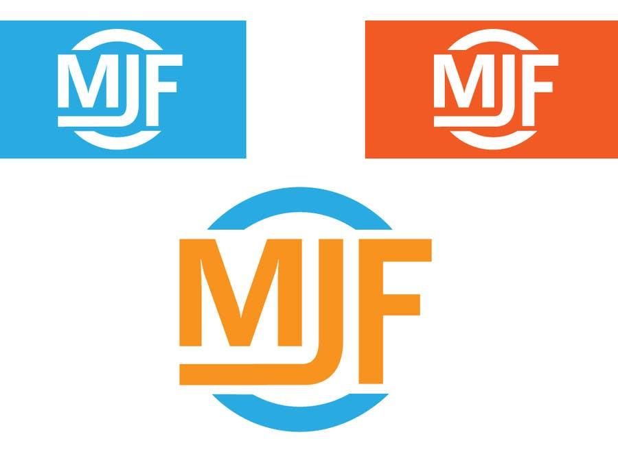Inscrição nº                                         96                                      do Concurso para                                         Logo Design for mjf
