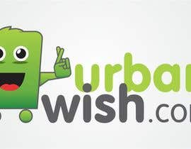 nº 9 pour Logo Design for my new venture urbanwish.com par Nicolive86