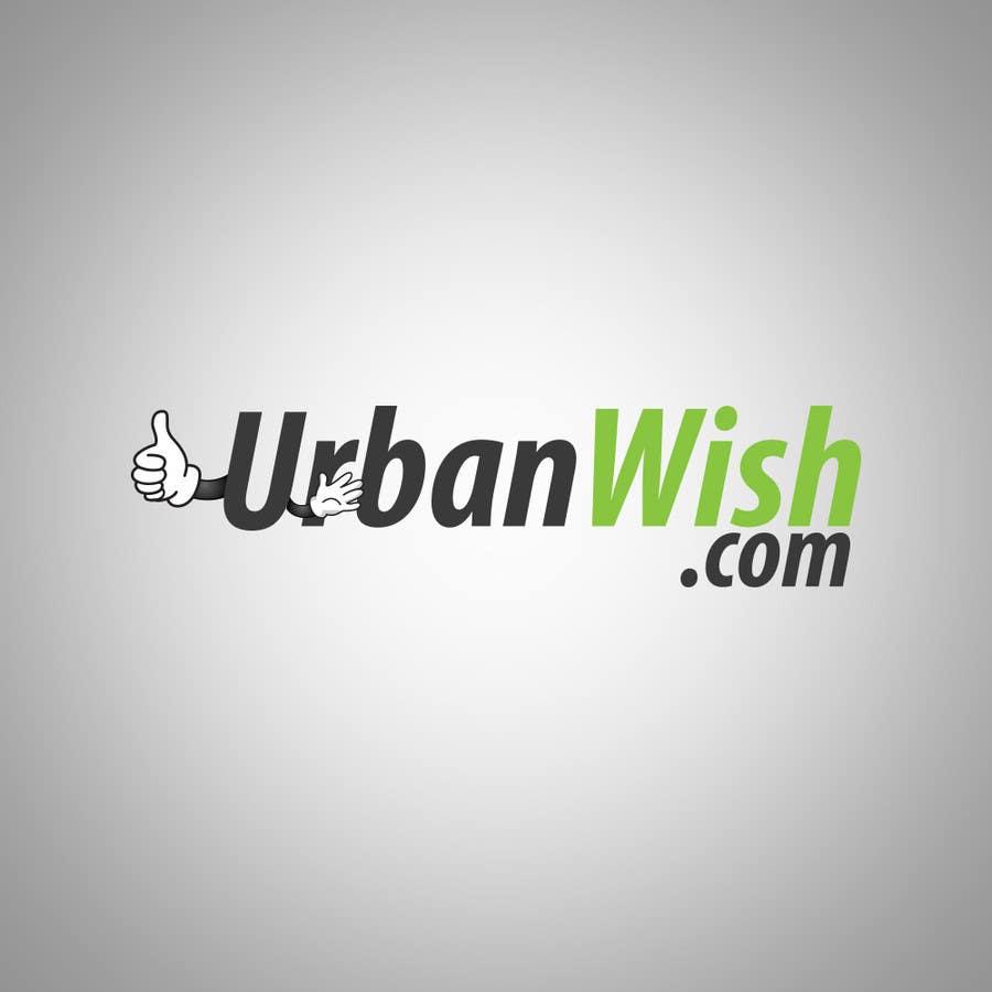 Penyertaan Peraduan #                                        10                                      untuk                                         Logo Design for my new venture urbanwish.com