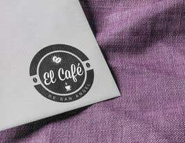 "#63 untuk I need a logo for a new coffee brand. The name of the brand is ""El Café de San Ángel"". oleh Niloypal"