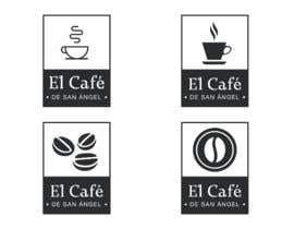 "#64 untuk I need a logo for a new coffee brand. The name of the brand is ""El Café de San Ángel"". oleh Niloypal"