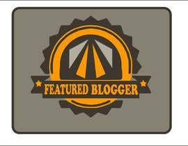 #34 for Design a Badge for Bloggers by AndriiOnof