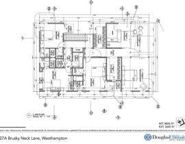 #4 untuk Redraw two floor plans - first of many projects. oleh CalotaMihai