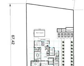 nº 26 pour House site plan project par Ikramus007