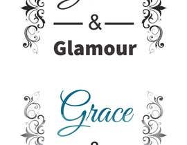 #25 untuk Design a Logo for a Health & Beauty Cosmetics Brand; Grace & Glamour oleh zunairali96