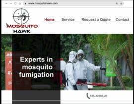 #223 for Branding and Logo for a Mosquito Spray company af Adriangtx