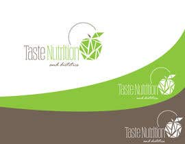 #58 for Design a Logo for Taste Nutrition af GordanaR