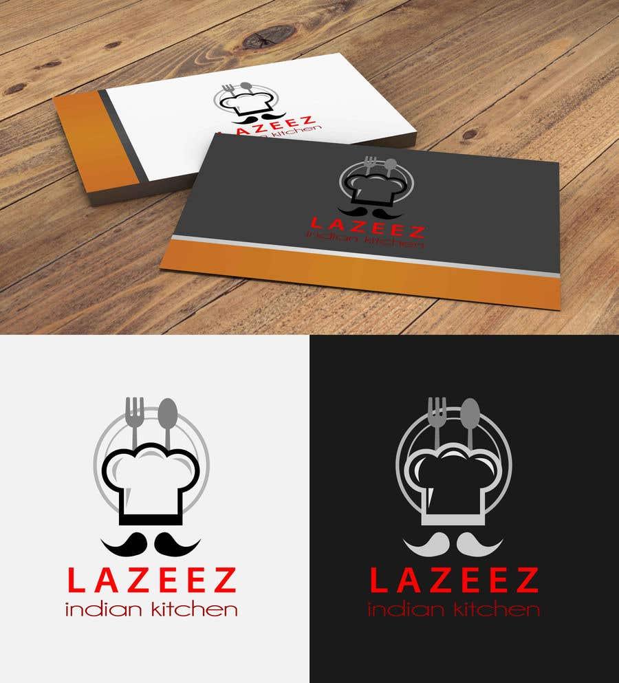 Penyertaan Peraduan #                                        71                                      untuk                                         logo design for Indian restaurant