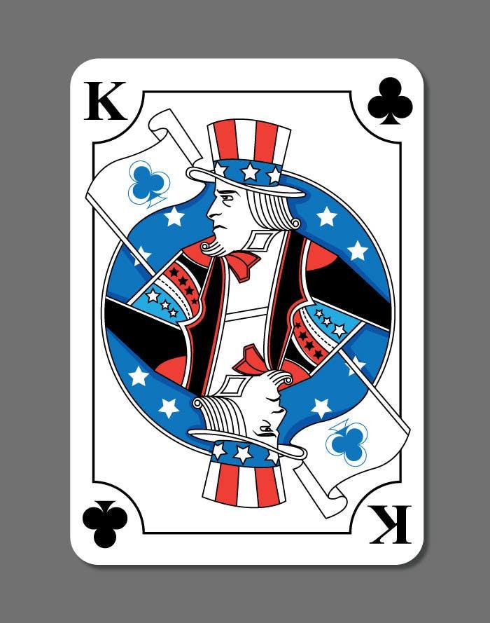 Konkurrenceindlæg #                                        27                                      for                                         Illustrate Something for poker cards