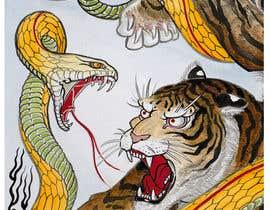 Nro 11 kilpailuun Tiger fight käyttäjältä muaazbintahir