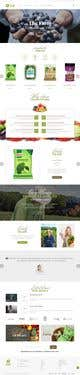 Imej kecil Penyertaan Peraduan #                                                34                                              untuk                                                 Home page for online bio organic shop