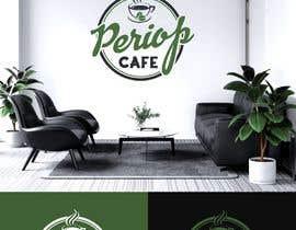 #1207 для Periop Cafe logo design от asdali