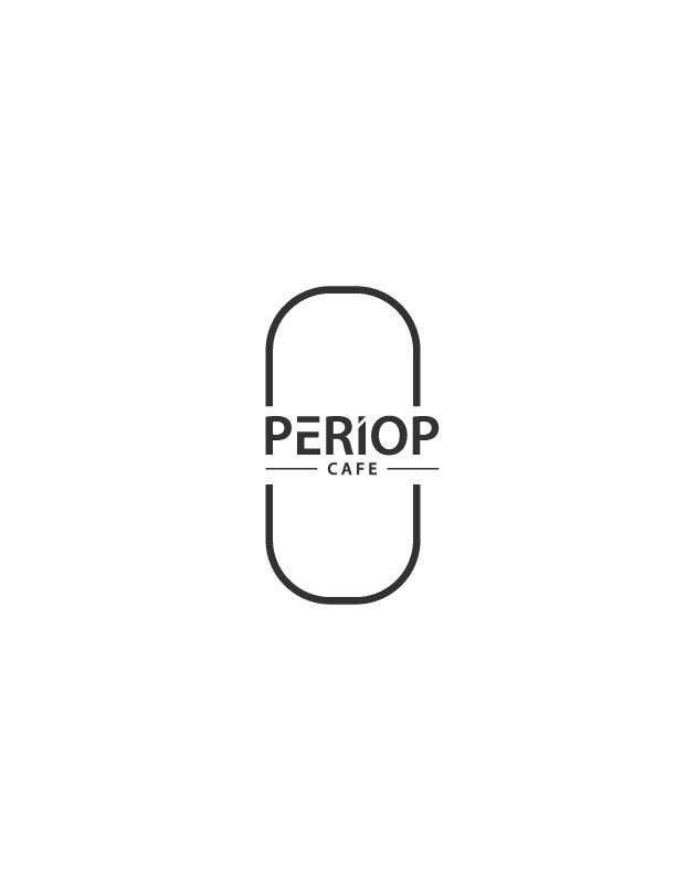 Конкурсная заявка №                                        2088                                      для                                         Periop Cafe logo design