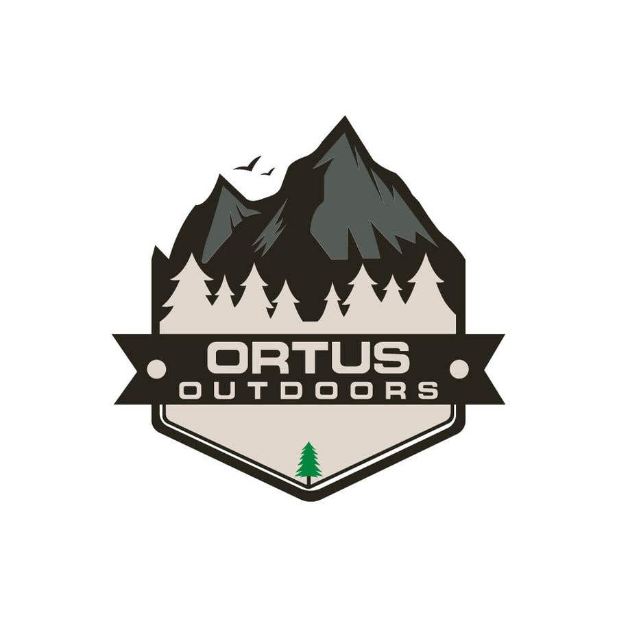 Kilpailutyö #                                        383                                      kilpailussa                                         Ortus Outdoors Logo