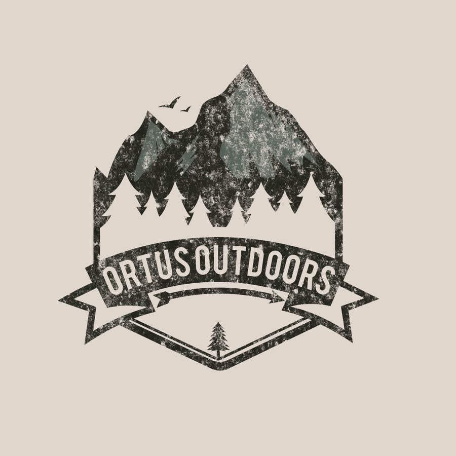 Kilpailutyö #                                        400                                      kilpailussa                                         Ortus Outdoors Logo