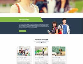 #94 untuk Create a website layout for LEADSPRO.IO oleh lupaya9