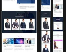 #75 for Create a website layout for LEADSPRO.IO af proshahorair