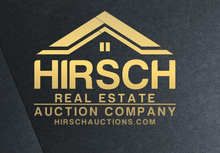 Contest Entry #                                        36                                      for                                         Professional Logo for Real Estate Auction Company
