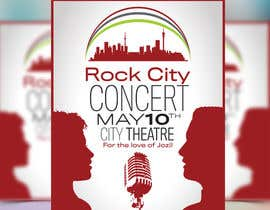 #99 for I need some Graphic Design for Rock City by grok13