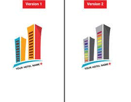 Nro 66 kilpailuun Need a Logo designed for a futuristic , colourful hotel booking portal käyttäjältä niazhire