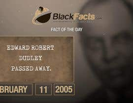 #15 for Fact-of-the-Day Showcase Videos for BlackFacts.com Feb 11 - 20 by miguegomez