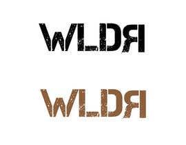#36 for WLDR logo for clothing brand by FarzanaTani