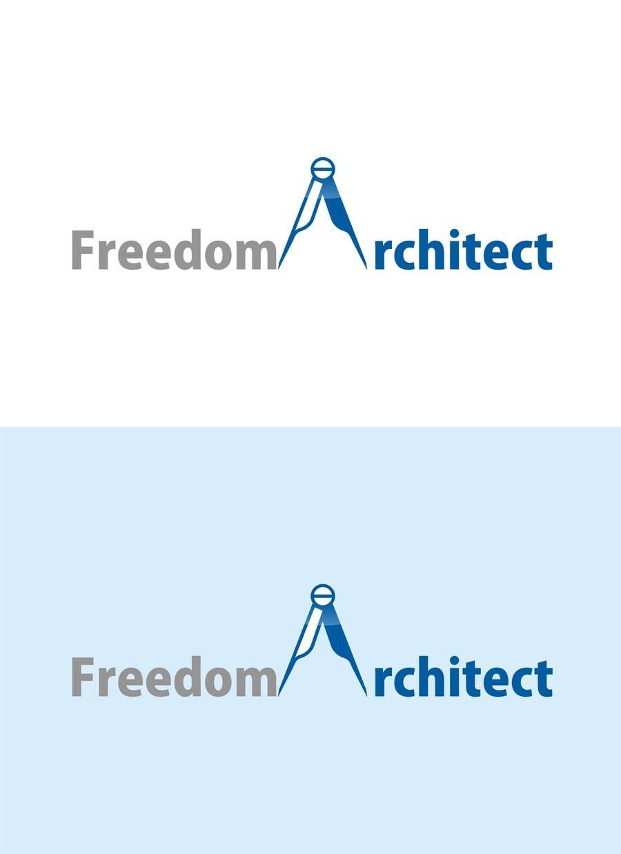 Inscrição nº                                         49                                      do Concurso para                                         Logo Design for Freedom Architect