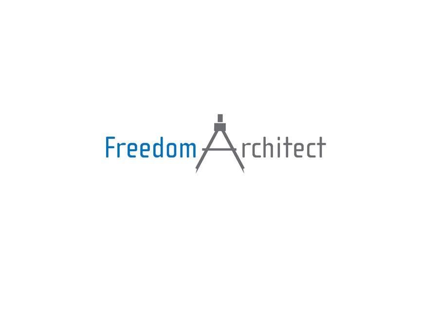Inscrição nº                                         92                                      do Concurso para                                         Logo Design for Freedom Architect