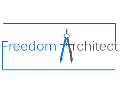 Inscrição nº                                         53                                      do Concurso para                                         Logo Design for Freedom Architect