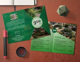 #25 untuk Design me an A6 bifold leaflet (4 sides) for print, email and web oleh miloroy13