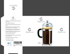 #7 untuk Create simple packaging for coffee maker oleh vikasjain06