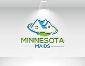 #6 for Minnesota Maids logo af logolimon