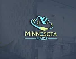 #9 for Minnesota Maids logo af logolimon