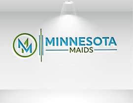 #43 for Minnesota Maids logo af mdmonirkhan4676