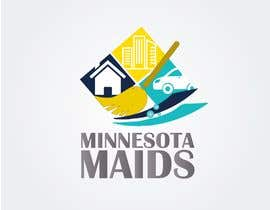 #311 for Minnesota Maids logo af andreasalgado060