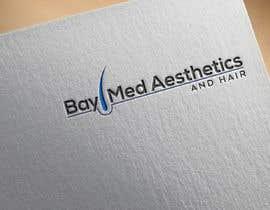 #498 para New Logo Design for Medical Practice - Bay Med Aesthetics and Hair por majarulislam