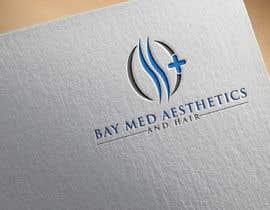 #500 para New Logo Design for Medical Practice - Bay Med Aesthetics and Hair por majarulislam