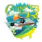 Graphic Design Kilpailutyö #58 kilpailuun Boat + Fishing Shirt Design