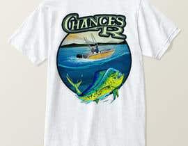 Nro 66 kilpailuun Boat + Fishing Shirt Design käyttäjältä cammile30