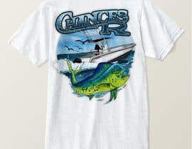 Nro 86 kilpailuun Boat + Fishing Shirt Design käyttäjältä cammile30