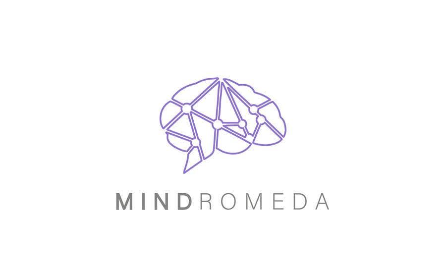 Proposition n°                                        250                                      du concours                                         Logo for Mindromeda