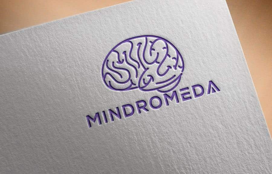 Proposition n°                                        202                                      du concours                                         Logo for Mindromeda