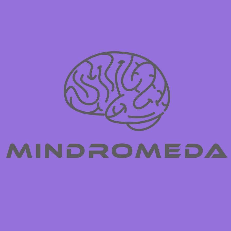 Proposition n°                                        206                                      du concours                                         Logo for Mindromeda