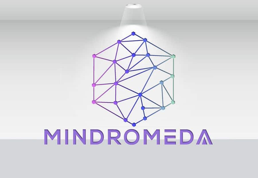 Proposition n°                                        260                                      du concours                                         Logo for Mindromeda