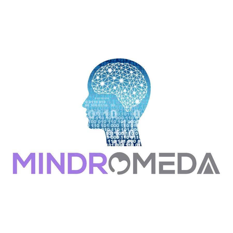 Proposition n°                                        346                                      du concours                                         Logo for Mindromeda