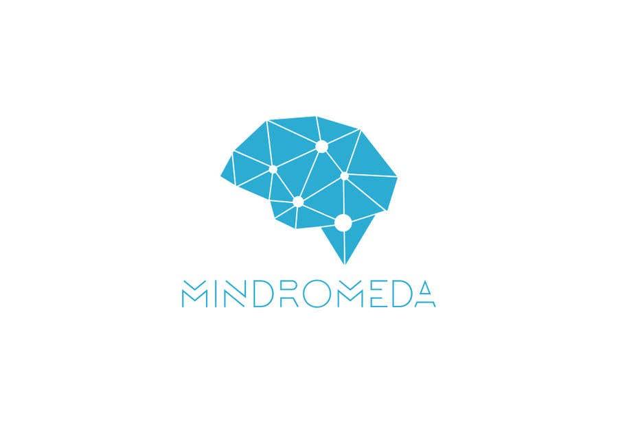 Proposition n°                                        340                                      du concours                                         Logo for Mindromeda