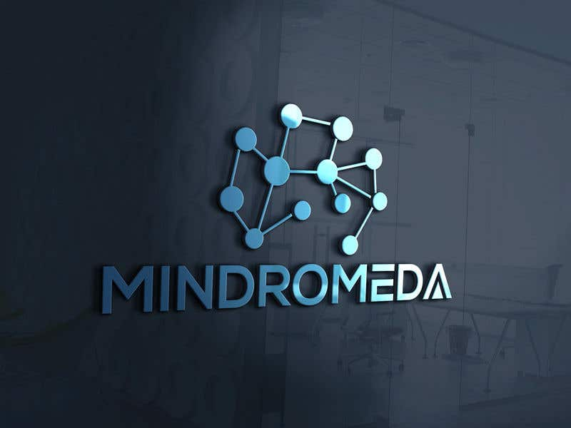 Proposition n°                                        236                                      du concours                                         Logo for Mindromeda