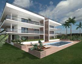 #40 untuk Condominium Building Design oleh lauraburlea